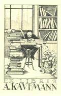 EX LIBRIS A.KAUFMANN (odkaz v elektronickém katalogu)