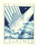 EX MUSICIS F.SLATNER (odkaz v elektronickém katalogu)