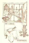 EX LIBRIS Urbain WERNEARS (odkaz v elektronickém katalogu)