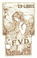 EX LIBRIS F.V.D. (odkaz v elektronickém katalogu)