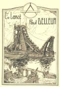 Ex-Libris Paul DELLEUR (odkaz v elektronickém katalogu)