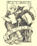 Ex-Libris A.B.C.D.E. (odkaz v elektronickém katalogu)