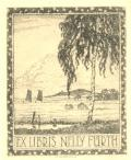 EX LIBRIS NELLY FÜRTH (odkaz v elektronickém katalogu)
