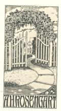 EXLIBRIS A.H.ROSENGART (odkaz v elektronickém katalogu)