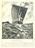 Exlibris Anneliese Wilkens (odkaz v elektronickém katalogu)