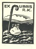 EX LIBRIS R.K. (odkaz v elektronickém katalogu)