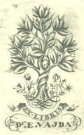EX LIBRIS Dr. E.VAJDA (odkaz v elektronickém katalogu)