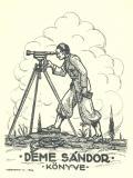 DEME SÁNDOR KÖNYVE (odkaz v elektronickém katalogu)