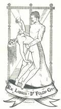 Ex Libris Dr.Fülöp Gy (odkaz v elektronickém katalogu)