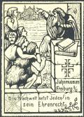 Jahnmuseum Freiburg a (odkaz v elektronickém katalogu)