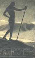 EX LIBRIS H.COMPERZ (odkaz v elektronickém katalogu)
