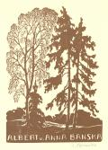 ALBERT u. ANNA BANSKA (odkaz v elektronickém katalogu)
