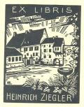 EX LIBRIS HEINRICH ZIEGLER (odkaz v elektronickém katalogu)