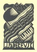 EX MUSICIS I.J.PADEREWSKI (odkaz v elektronickém katalogu)