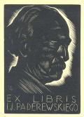 EX LIBRIS I.J.PADEREWSKIEGO (odkaz v elektronickém katalogu)