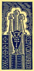 EX LIBRIS KS.F.TYCZKOWSKIEGO (odkaz v elektronickém katalogu)