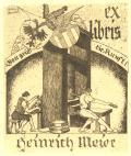 ex libris Heinrich Meier (odkaz v elektronickém katalogu)