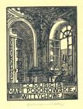 EX MUSICIS MARII PODONOWSKIEJ WITTYCHOWEJ (odkaz v elektronickém katalogu)