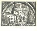 EX LIBRIS ALEKSANDRY OSIECKIEJ (odkaz v elektronickém katalogu)
