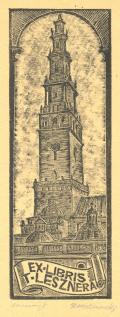 EX LIBRIS T.LESZNERA (odkaz v elektronickém katalogu)