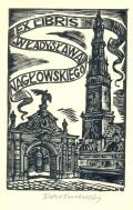 EX LIBRIS WŁADYSŁAWA NAGKOWSKIEGO (odkaz v elektronickém katalogu)