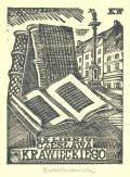 EX LIBRIS CZESŁAWA KRAWIECKIEGO (odkaz v elektronickém katalogu)