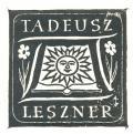 TADEUSZ LESZNER (odkaz v elektronickém katalogu)