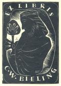 EX LIBRIS C.W. BIELING (odkaz v elektronickém katalogu)