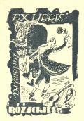 EX LIBRIS Ludomira Różyckiego (odkaz v elektronickém katalogu)