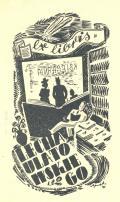 ex libris LECHA ULATOWSKIEGO (odkaz v elektronickém katalogu)