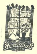 Książka Zygmunta Klemensiewicza (odkaz v elektronickém katalogu)