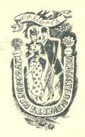 Ex libris Zygmunta Klemensiewicza (odkaz v elektronickém katalogu)