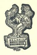EX LIBRIS Marii i Jana Korzybskich (odkaz v elektronickém katalogu)