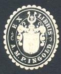 EX LIBRIS A.M.P. INGOLD (odkaz v elektronickém katalogu)