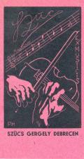 EX MUSICIS SZÜCZ GERGELY DEBRECEN (odkaz v elektronickém katalogu)