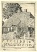 EX LIBRIS HADWIG SEIB (odkaz v elektronickém katalogu)