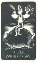 B.U.É.K. WANNER ISTVÁN (odkaz v elektronickém katalogu)