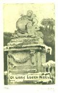EX LIBRIS Lucien Noël (odkaz v elektronickém katalogu)