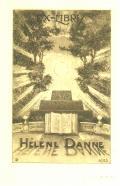 EX-LIBRIS HÉLÉNE DANNE (odkaz v elektronickém katalogu)