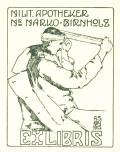 MILIT.APOTHEKER Mr.MARKO BIRNHOLZ (odkaz v elektronickém katalogu)