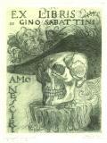 EX LIBRIS DI GINO SABATTINI (odkaz v elektronickém katalogu)