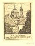 EX LIBRIS Ing.KAREL PAVLÁT (odkaz v elektronickém katalogu)