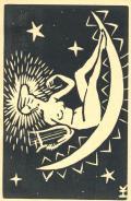 [Ženský akt  s lyrou na Měsíci] (odkaz v elektronickém katalogu)