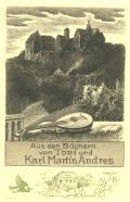 Aus den Büchern von Toni und Karl Martin Andres (odkaz v elektronickém katalogu)