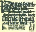 EIN GUTES JAHR! FAMILIE R. KOCH (odkaz v elektronickém katalogu)