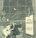 VIEL GLÜCK 1922! (odkaz v elektronickém katalogu)