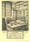 EX LIBRIS Dr. FRIEDRICH MAUTNER (odkaz v elektronickém katalogu)