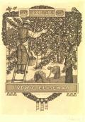 1877EX LIBRIS 1917 LUDWIG ELISCHAK (odkaz v elektronickém katalogu)