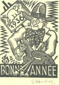 BONNE ANNÉE (odkaz v elektronickém katalogu)