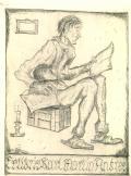 Exlibris Karl Martin Andres (odkaz v elektronickém katalogu)